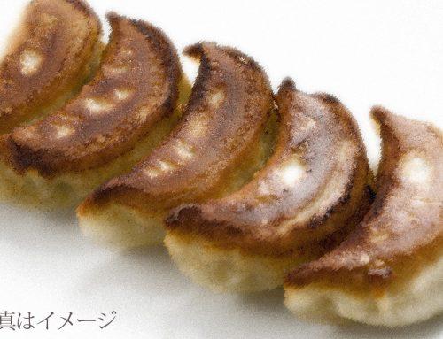 餃子、春巻、餃子、デザートなど